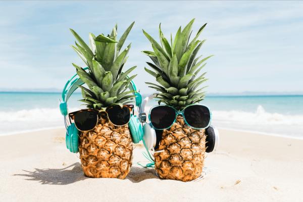 5 razones para comer ananá