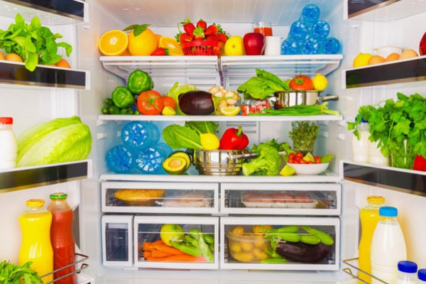 ¿Sabés como guardar la comida?