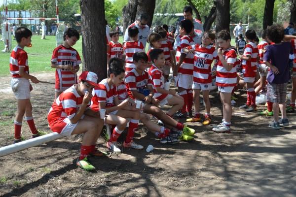 16 Encuentro Nacional de Rugby Infantil