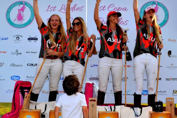 1 Ladies Polo Cup