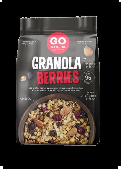 Granola Berries