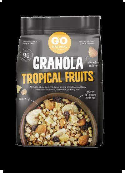 Granola Tropical Fruits
